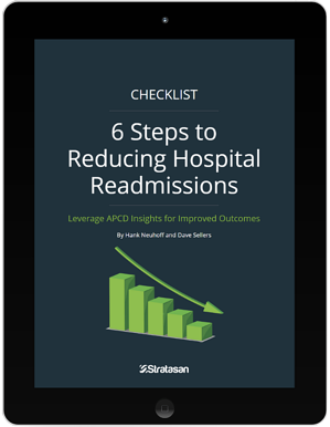 6 Steps to Reducing Hosptial Readmissions Cover