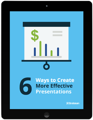 6 ways to create more effecitve presentations ebook