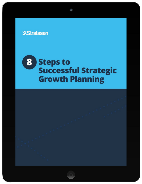 8 Steps to Successful Strategic Growth Planning