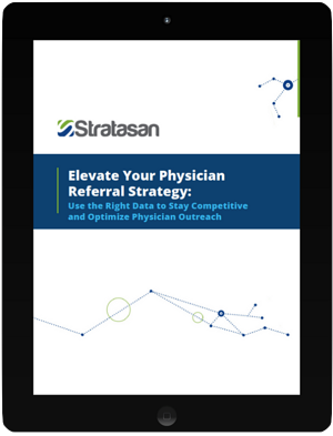Elevate Physician Referral Strategy eBook cover