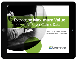 Extracting Maximm Value from Your All-Payer Claims Data