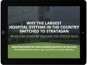 Why the largest hospital systems switched to stratasan